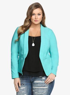 35c33f93369 plus size blazer outfit (12)