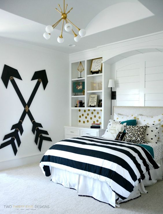 Bedroom Teens Decor Archives | How to organize