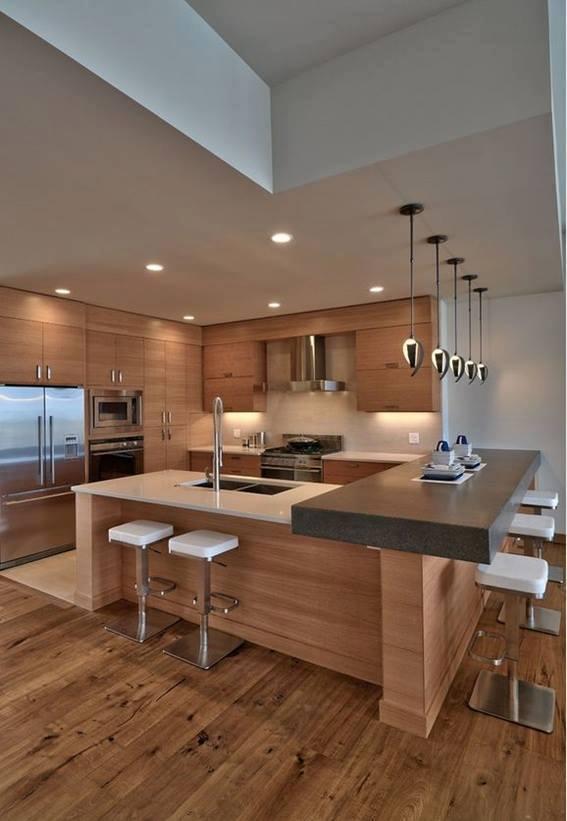 2017 Kitchens decoration modern kitchens 2016-2017