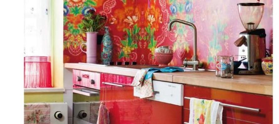 Hippie Chic Decoration Kitchen