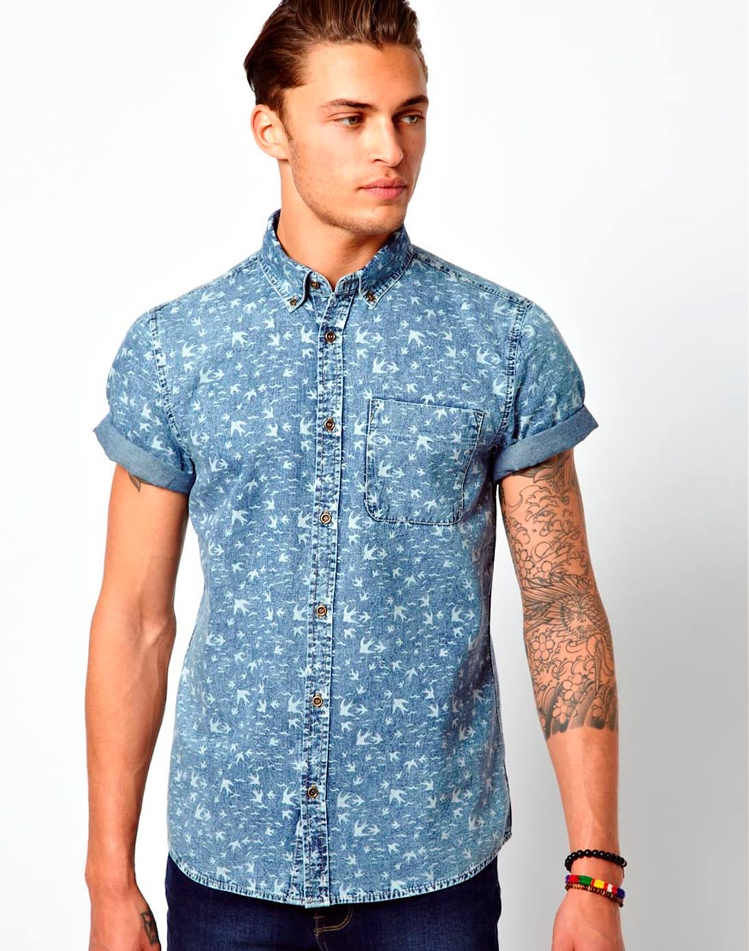 Outfits For Men With Short Sleeve Shirt 16 How To Organize