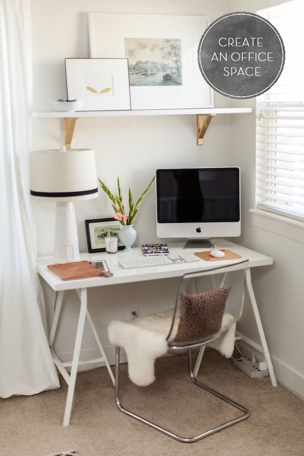 25 Ideas For Decorating Your Office