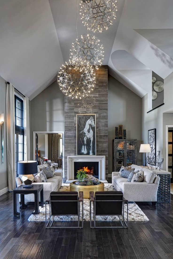 Decoration Contemporary Style Rooms 4 How To Organize