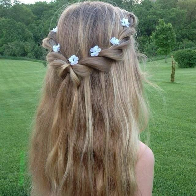 Girls Hairstyles For Special Events