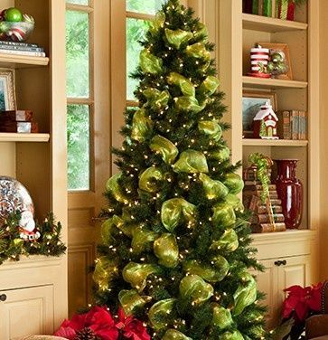 Ideas To Decorate Your Christmas Pine 2016 2017 9 How To