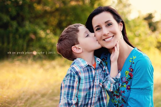 Photoshoot Ideas Mom And Son