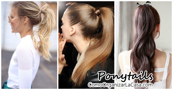 20 Ponytail Hairstyles Easy Ideas You Should This Summer Best Solutions Of Long Pony