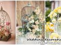 Wedding decoration cages