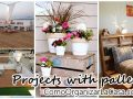 Projects to recycle pallets