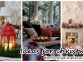 15 ideas to decorate your room this Christmas