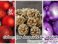 Colorful series that you can use to decorate in Christmas