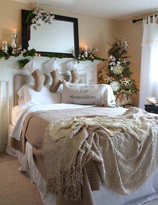 decorate your room at christmas with these ideas - Christmas Decorations For Your Room