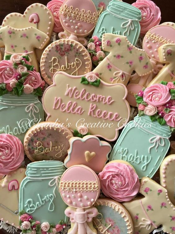 Baby Showers 2018 ~ Ideas para baby shower