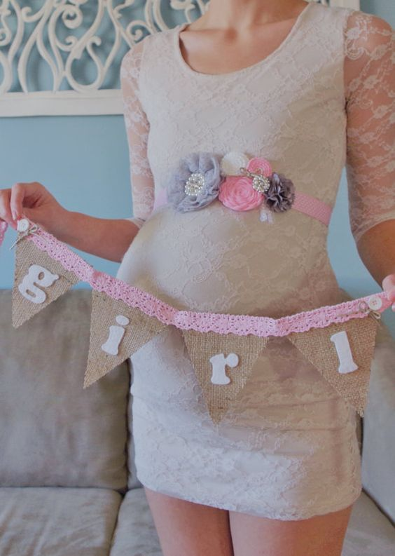 31 Ideas To Organize Baby Shower For Girl