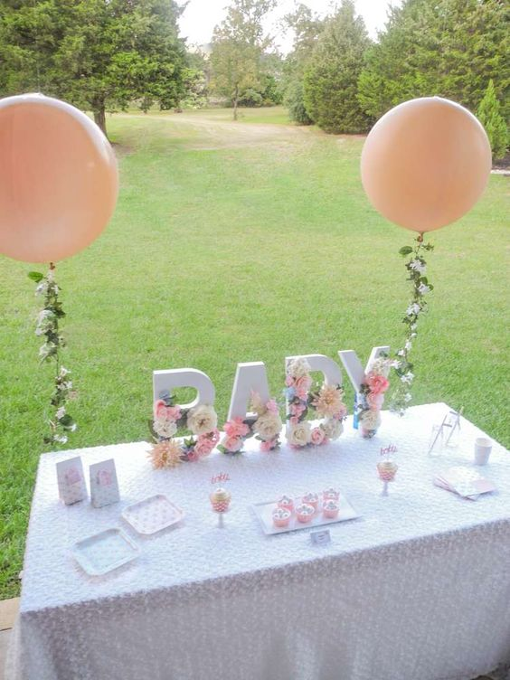 Ideas Para Baby Shower De Nina.Baby Shower Archives How To Organize