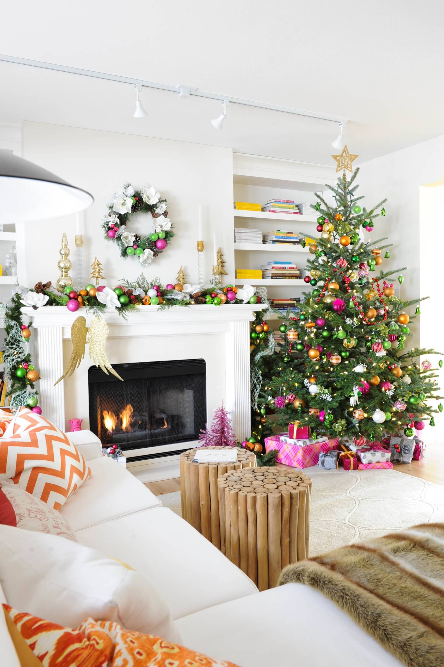 Christmas trends how to organize