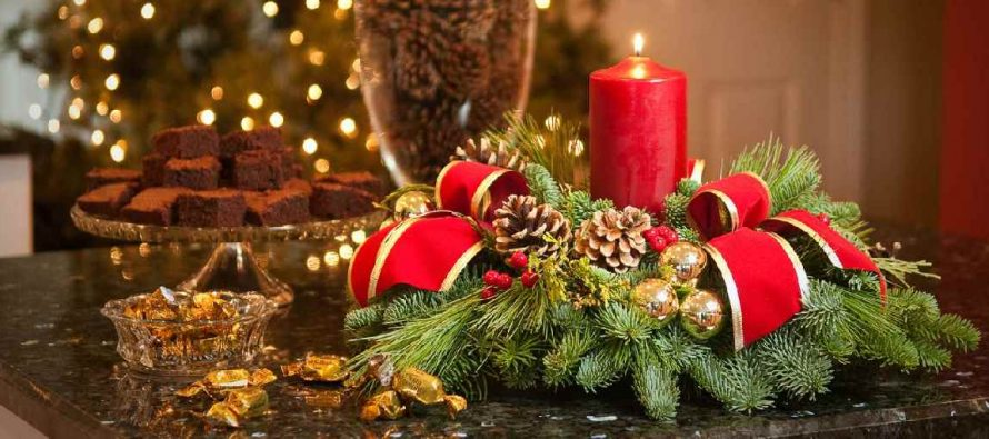 Elegant Christmas decorations for this 2017 - How to organize