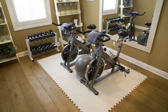 Ideas to Build a Home Gym