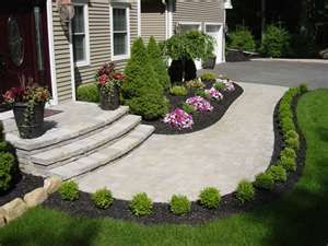 Ideas For Decorating Front Gardens