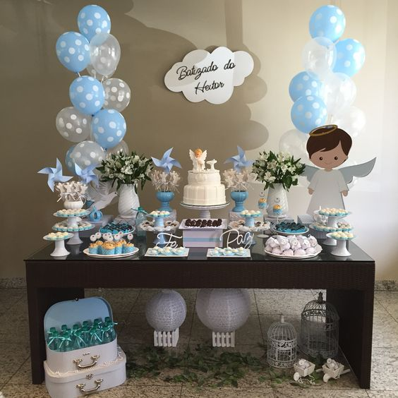 ideas for a christening how to organize