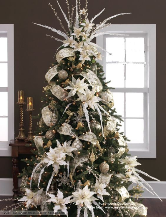 lara webster larawebster90 on pinterest - 2017 Christmas Tree Decorating Trends
