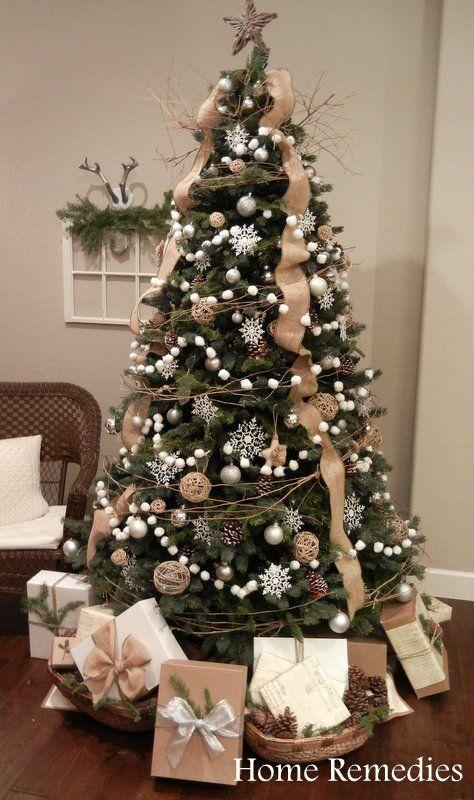 Christmas Tree Colour Themes 2018