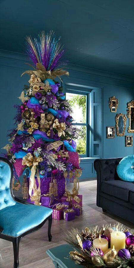 Decorar Un Arbol De Navidad Para Casa Minimalista Para Exteriores