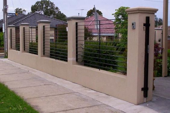 25 fence designs to delineate your terrain with style