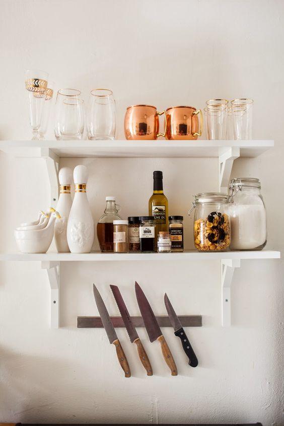 25 stylish shelves kitchen large small youll love 5 for Casa de jardin mobile home park