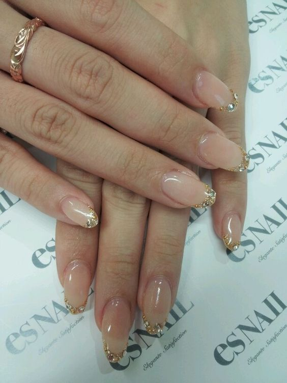 The best designs on natural nails