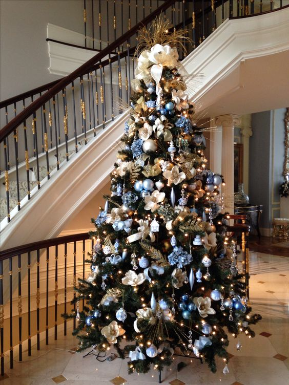 christmas decorating trends 2017 - Christmas Decorations Ideas 2017