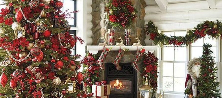 Popular christmas decor for 2017 : Christmas decorating trends