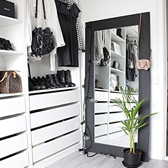 25 Closets designs that will make your bedroom look more modern