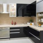 Ideas for Decorating Black Kitchens