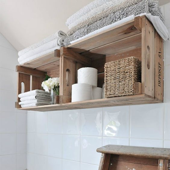 Ideas to make the most of small bathroom space