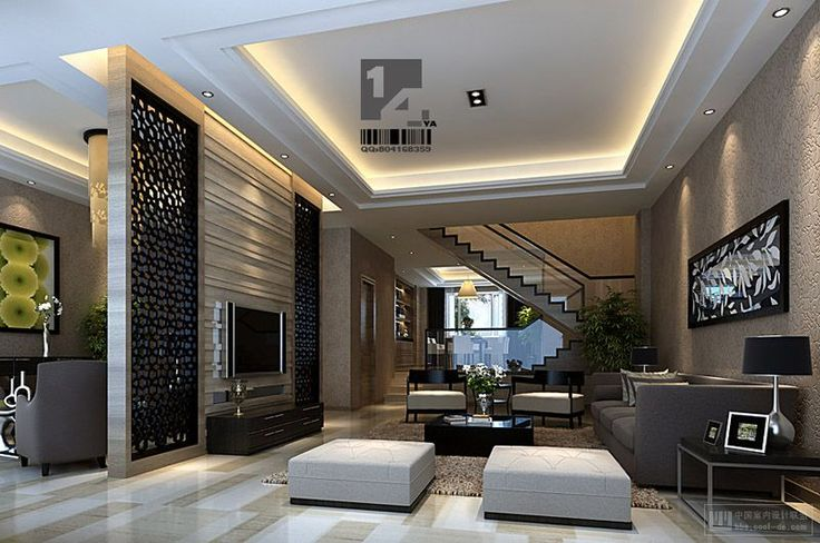 Interior decoration for modern houses