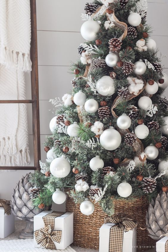 2017-2018-christmas-tree-trends (12) - How to organize