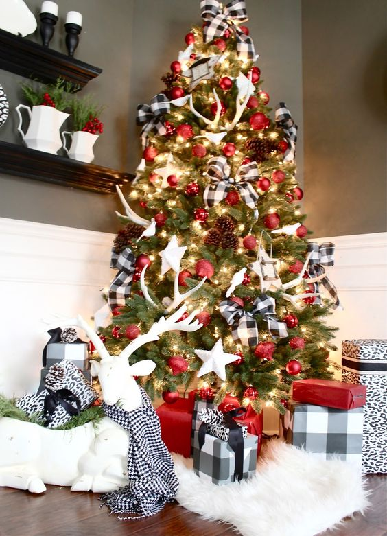 2017 2018 Christmas Tree Trends 15 How To Organize