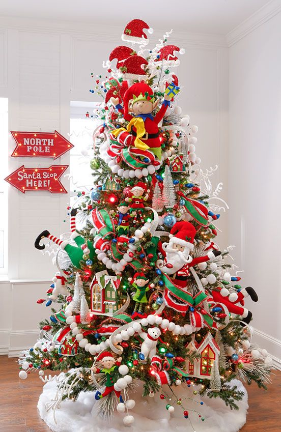 2017 2018 Christmas Tree Trends 25 How To Organize