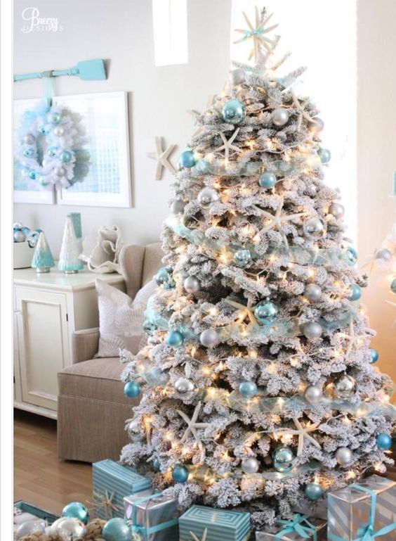 Image Result For Christmas Tree Decorating Ideas Pinterest