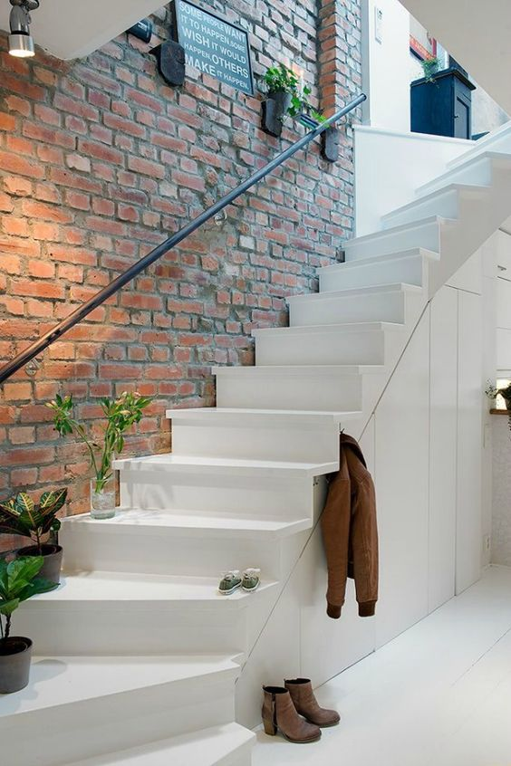 21 photos of decoration for stairs