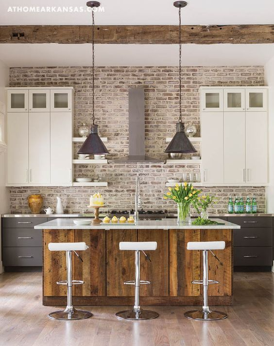 23 brick kitchens that will leave you wanting to renovate yours