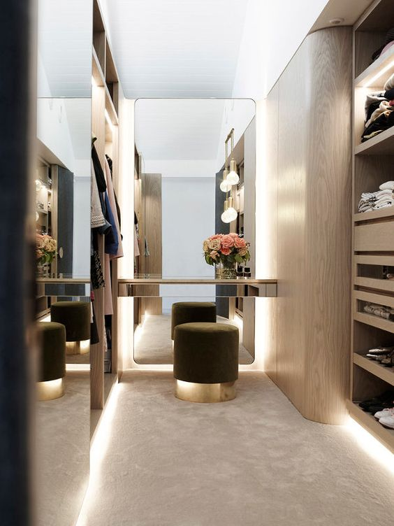 25 closets and dressing rooms you should see before designing yours