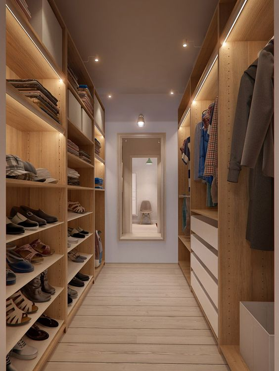 25 Closets Dressing Rooms See Designing 7 How To Organize