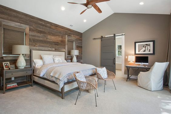 25 rustic bedrooms that you will like