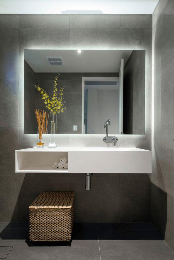 Bathroom Mirror Designs