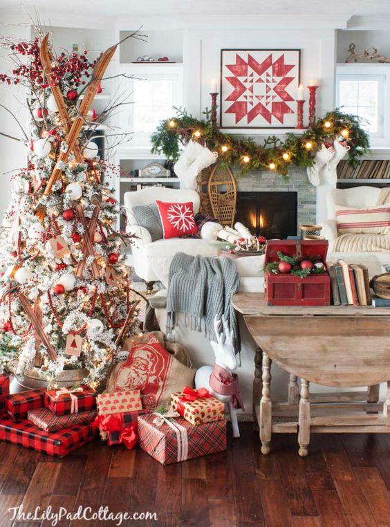 Christmas decor trends 2017 2018 26 How To Organize