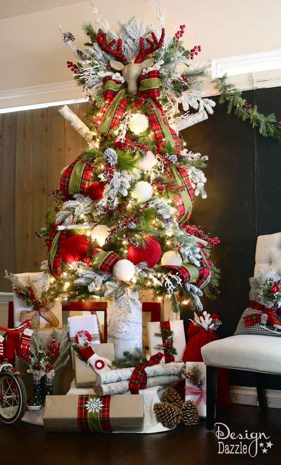 Christmas decor trends 2017 2018 for Decoration 2018