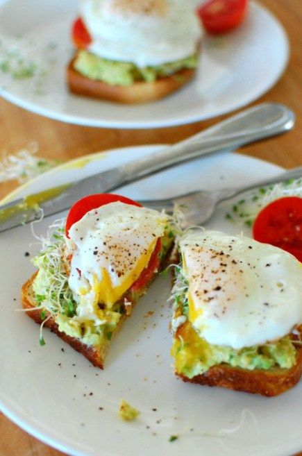 Examples of nutritious and delicious breakfasts