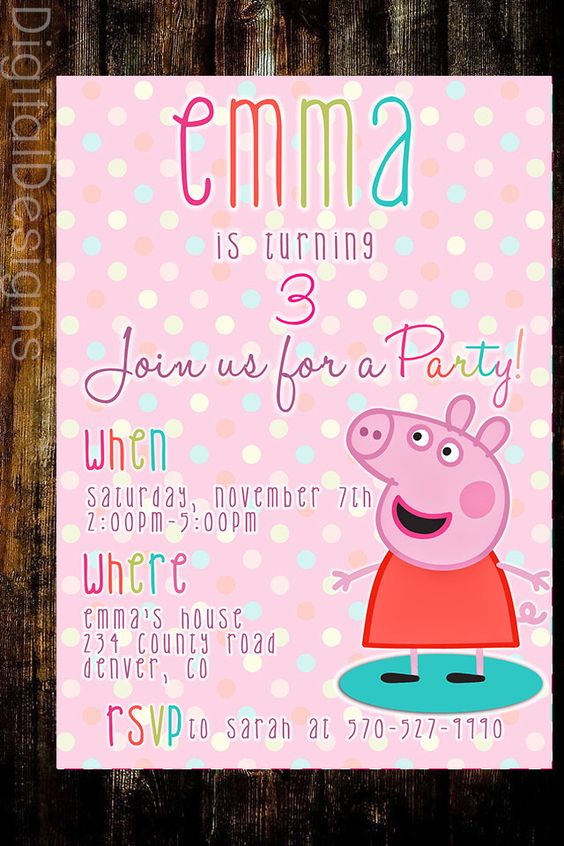 Peppa Pig Birthday Party Ideas 10 How To Organize